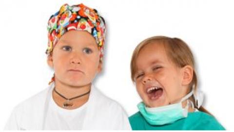 Op Hauben – Bunte Hauben für den Klinik(OP)alltag