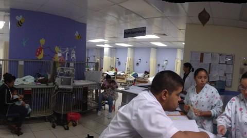 Erfahrungsbericht: Erste Brigade zur Behandlung von anorektalen Malformationen in Honduras 2014
