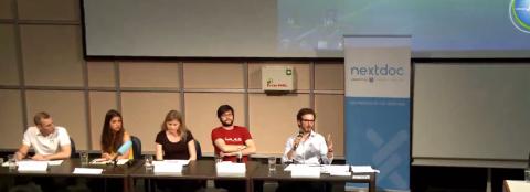 Podiumsdiskussion zu den ÖH-Wahlen 2015