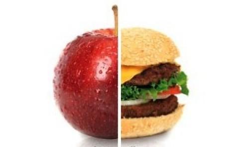 Von Äpfeln und Burgern