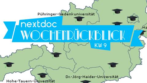 nextdoc Wochenrückblick KW 9