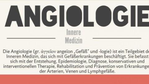 Facharzt für Angiologie – der Fachcheck