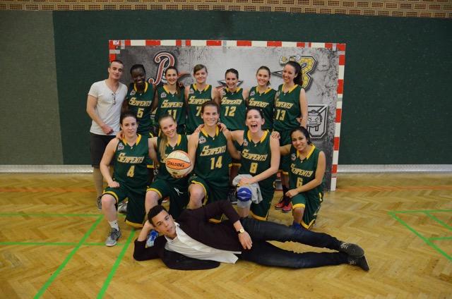 MedUni Wien Serpents_TeamBBWomen