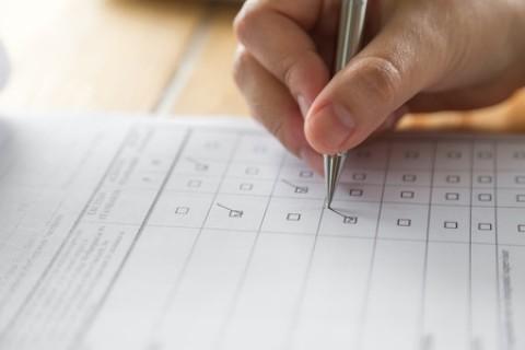 Ergebnisse des Aufnahmeverfahrens MedAT für das Medizinstudium in Österreich
