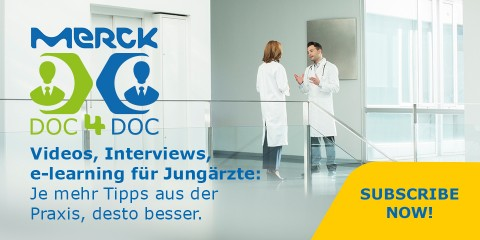 Medimerck.at – Maßgeschneiderte Infos für Jungärzte