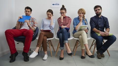 Vergleich der Wartezeit für die Basisausbildung in Österreich 2017