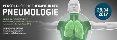 Therapiekonzepte und personalisierte Therapie in der Pneumologie
