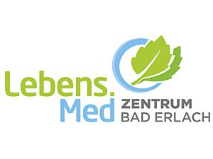Logo Lebens.Med Zentrum Bad Erlach