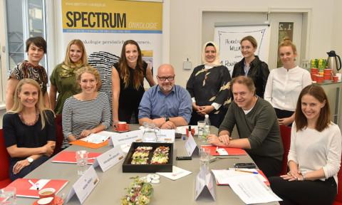 Round Table für die junge Onkologie