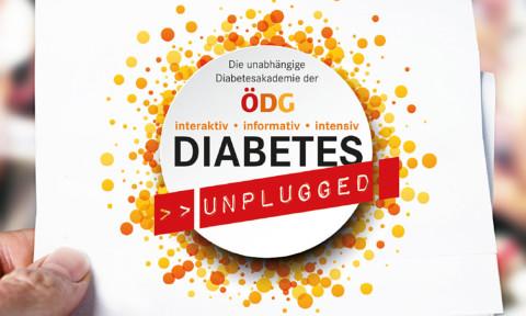 """50% Rabatt auf die Fortbildungsakademie """"Diabetes unplugged"""""""