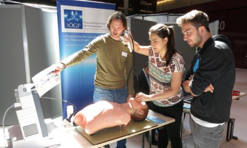 Impressionen von der nextdoc MedKarriere in Innsbruck