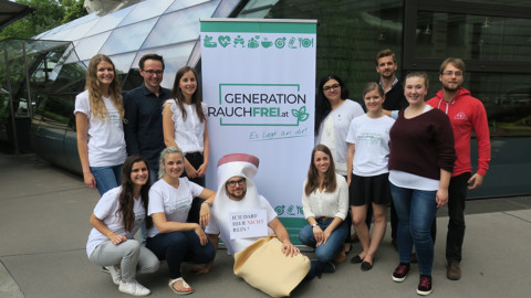 Rauchfreie Gastronomie: Studierende werden aktiv