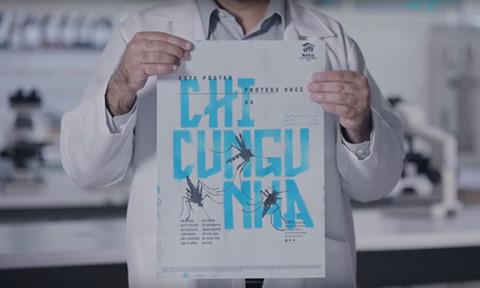 Cannes Lions: Poster gegen die Moskitoplage