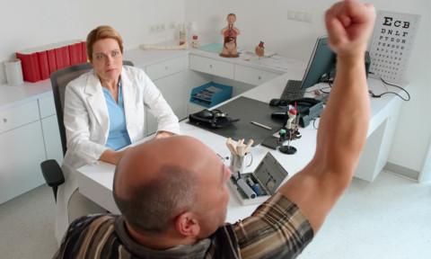 Dr. Google, Ritterspiele und ein Gehirntumor
