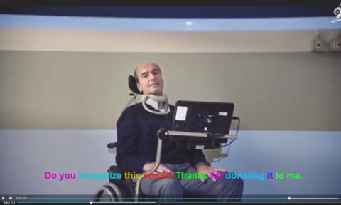 Italien: ALS-Patienten im Mittelpunkt