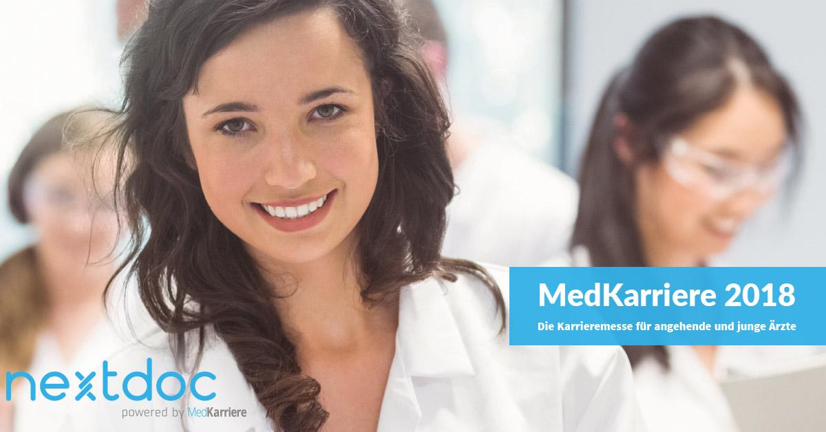 Event-Tipp: MedKarriere 2018 – Die Jungarztmesse