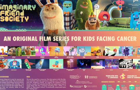 Cannes Lions: Medizinische Inhalte kindgerecht präsentiert