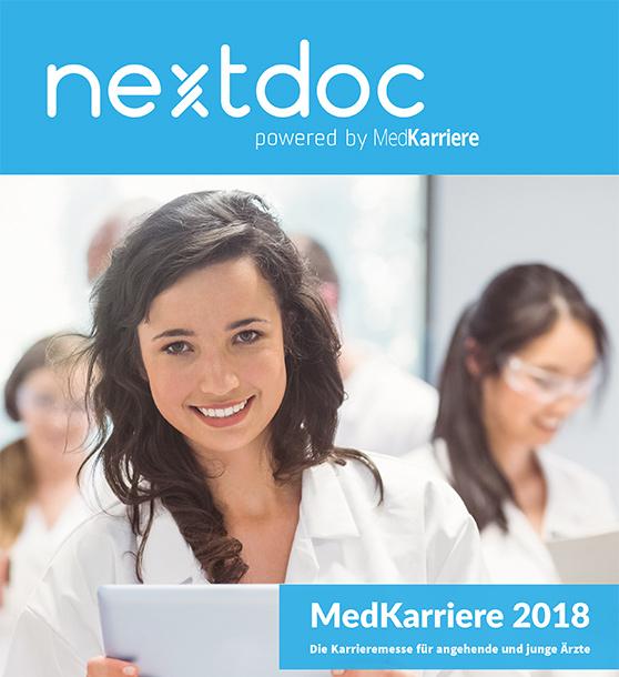 MedKarriere 2018 – Die Jungarztmesse