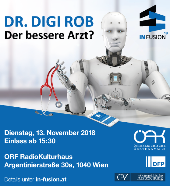 Dr. Digi Rob: Der bessere Arzt?