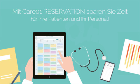 Arztpraxis: Einfache Online-Terminvereinbarung