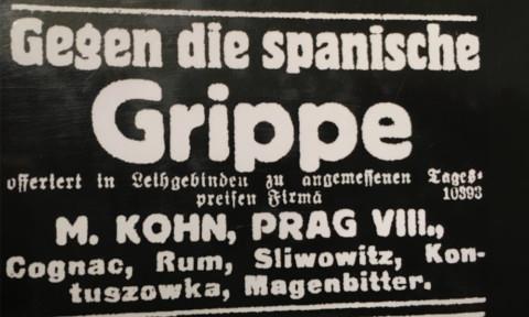 Krieg und Krankheit: Die Spanische Grippe 1918