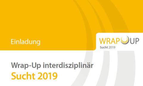 Wrap-Up interdisziplinär Sucht 2019