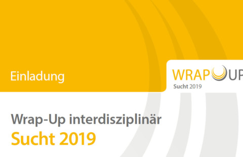 Wrap-Up interdisziplinär Sucht 2019