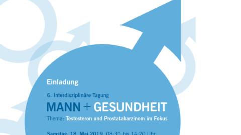 6. Interdisziplinäre Tagung Mann + Gesundheit