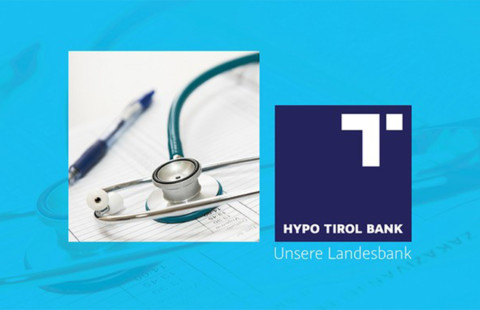 Hypo Tirol Bank bei der MedKarriere 2019